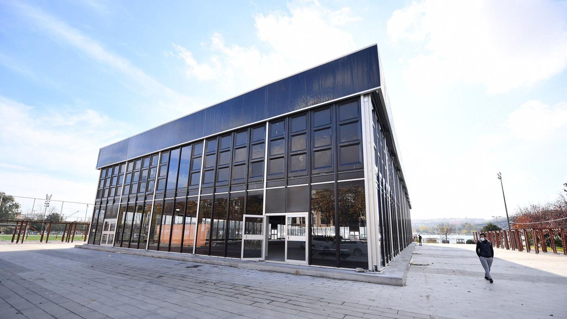 Beyoğlu'na yeni bir kültür merkezi
