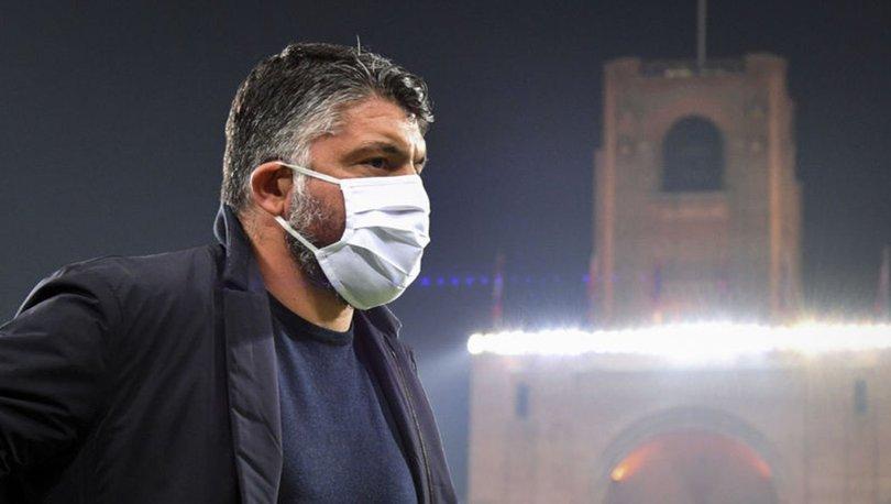 Gennaro Gattuso: Futbol tarihi için kötü bir an