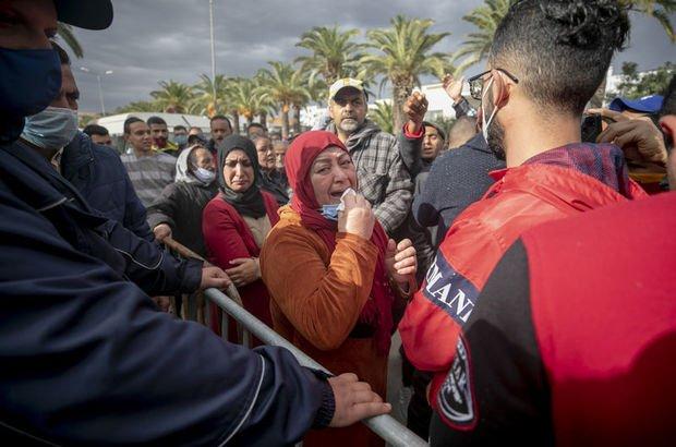Türkiye'den Tunus'a 5 milyon dolar salgın yardımı