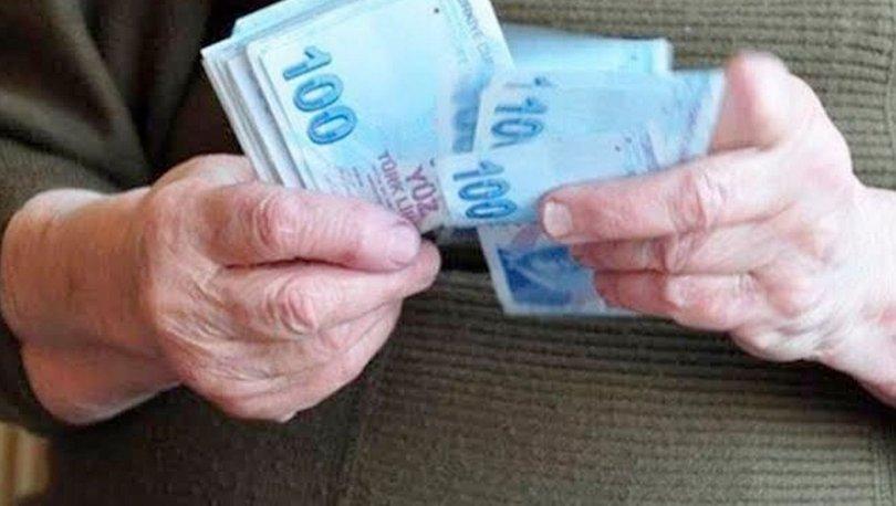 Emekli maaşı ne kadar olacak? 2021 emekli maaşı zammı! İşte Ocak ayı SSK ve BAĞKUR emekli maaşı zam tahminleri