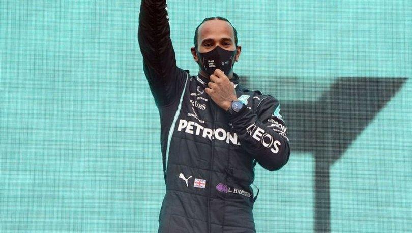 Lewis Hamilton, Abu Dhabi Grand Prix'sinde yarışabilecek