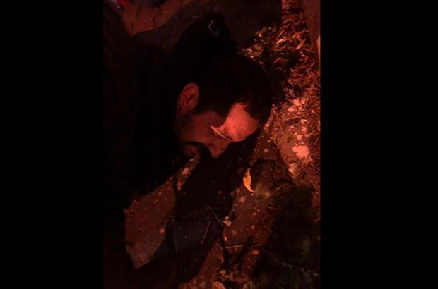 DHKP-C'li avukatın yakalanma görüntüleri ortaya çıktı