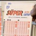10 Aralık Süper Loto sonuçları açıklandı