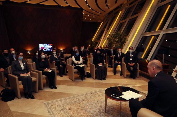 Azerbaycan dönüşü önemli mesajlar