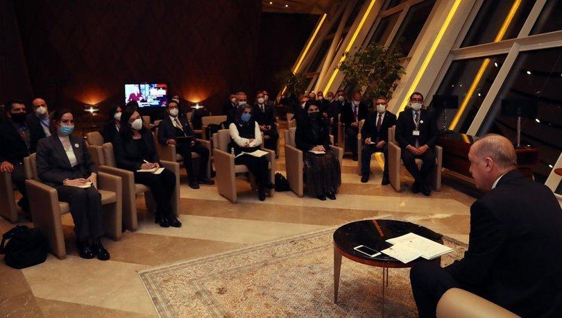 Son dakika: Cumhurbaşkanı Erdoğan'dan Azerbaycan dönüşü önemli mesajlar
