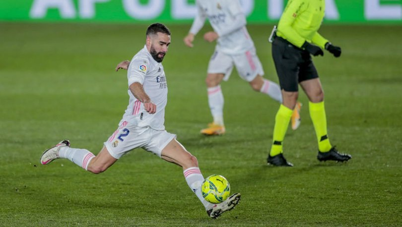 Real Madrid: 2 - Atletico Madrid: 0 MAÇ SONUCU