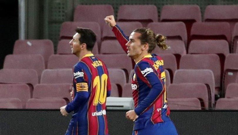 Barcelona: 1 - Levante: 0 MAÇ SONUCU