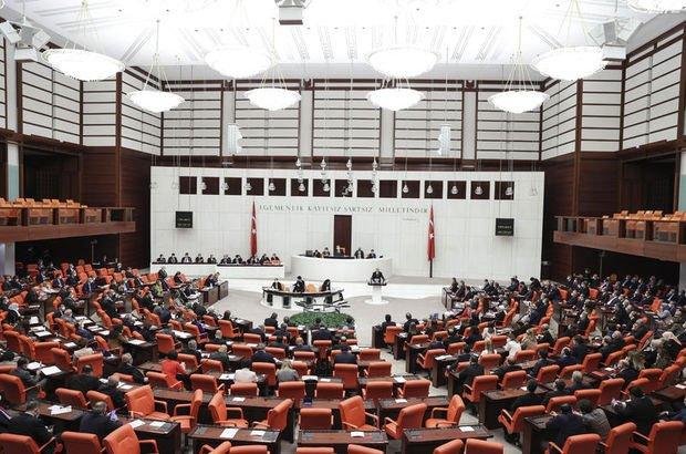 Tarım ve Orman, Gençlik ve Spor ile Dışişleri bakanlıklarının bütçeleri kabul edildi