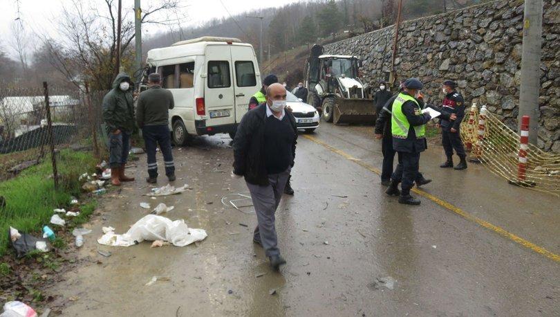 Son dakika haberi: Şile'de feci kaza: 8 yaralı! - Haberler