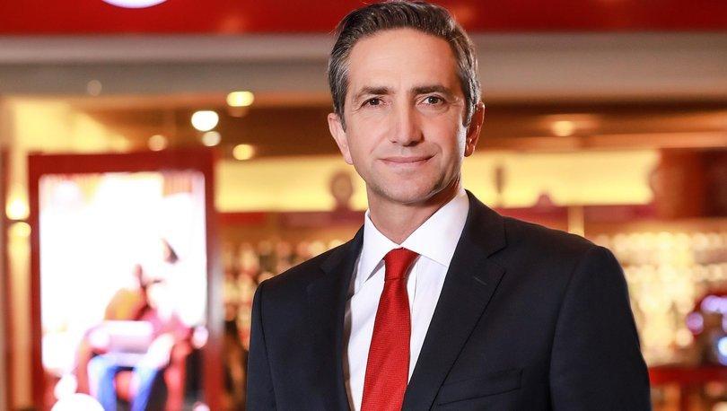 Vodafone Türkiye CEO'su Engin Aksoy oldu - Haberler