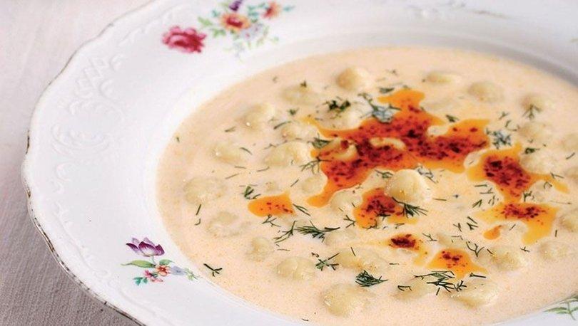 Ovmaç çorbası tarifi: Ovmaç çorbası nasıl yapılır?