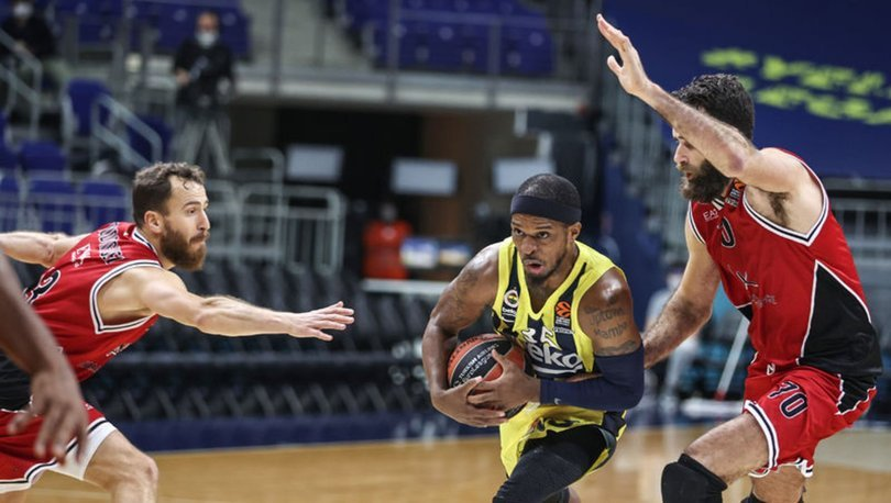 Fenerbahçe: 71 - AX Armani Exchange Milan: 79