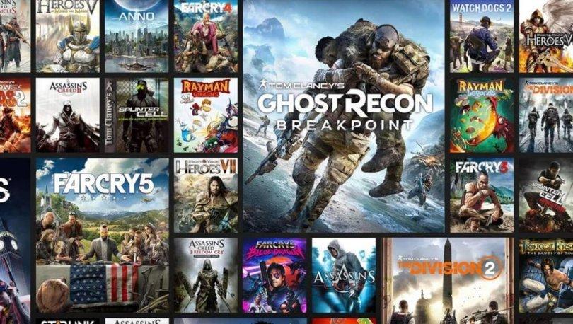 Ubisoft ücretsiz oyun dağıtıyor!