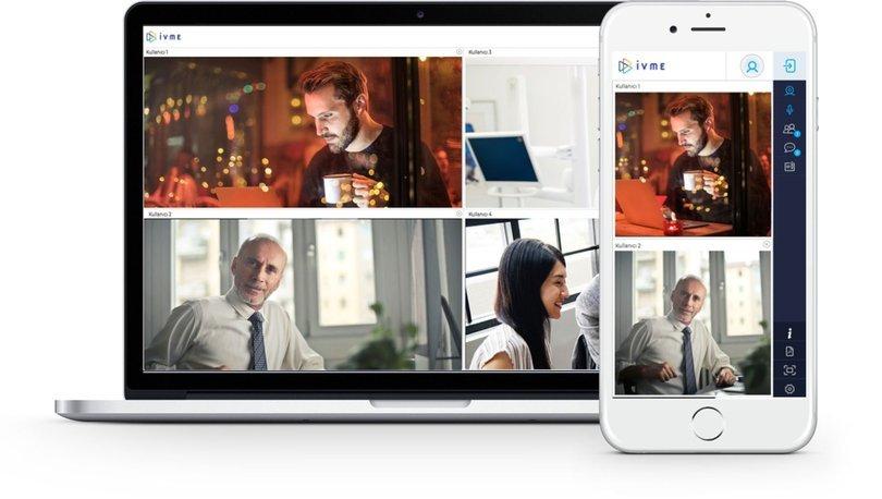 Yerli video iletişim platformu İVME'ye yeni özellik - Haberler