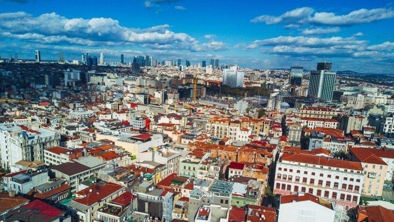 Türkiye genelinde konut fiyatları son bir yılda %32,4 arttı