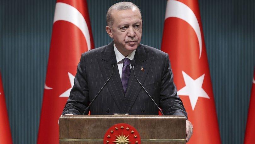 Cumhurbaşkanı Erdoğan: Salgın bitene kadar desteklerimize devam edeceğiz - Haberler