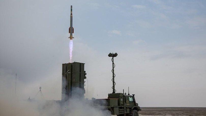 Milli ve yerli hava savunma füze sistemi