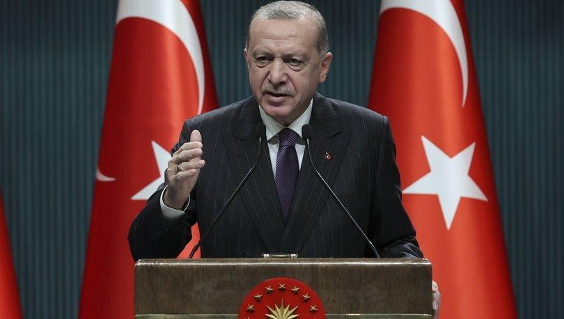 SON DAKİKA: Cumhurbaşkanı Erdoğan'dan YAPTIRIM tepkisi!