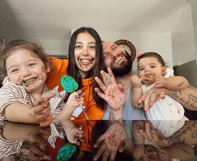 Özlem Ada Şahin'den 'üçüncü çocuk' açıklaması - Magazin haberleri