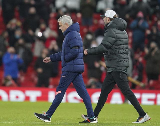 SON DAKİKA: Jose Mourinho'dan Jürgen Klopp'a OLAY SÖZLER!