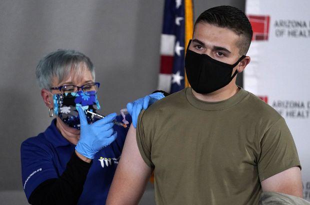 ABD'de Biontech/Pfizer aşısının uygulandığı 2 kişide alerjik yan etkiye rastlandı