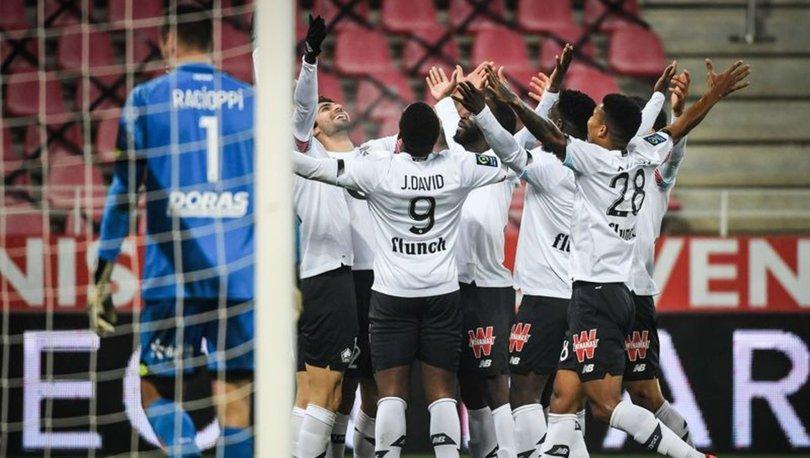 Dijon: 0 - Lille: 2   MAÇ SONUCU