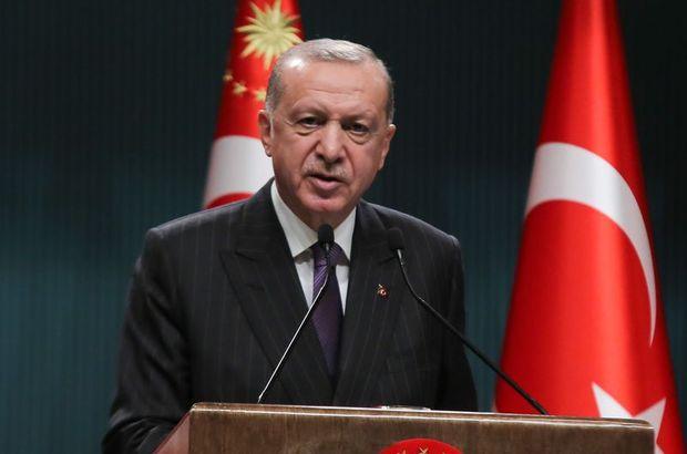Cumhurbaşkanı Erdoğan: Modern dönem haramileri...