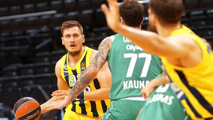 Zalgiris: 99 - Fenerbahçe Beko: 62