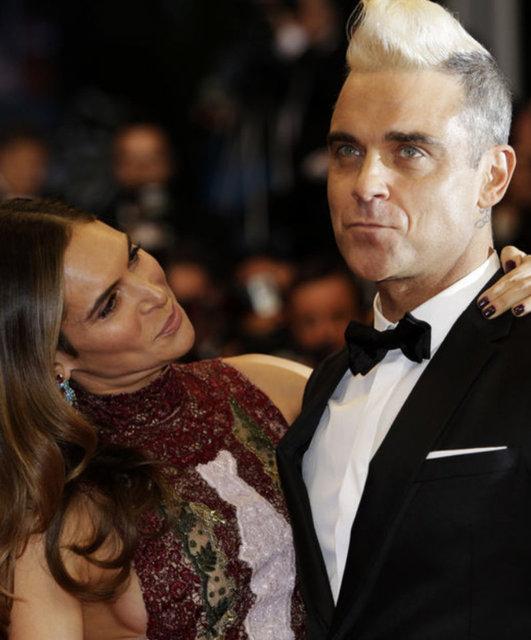 Robbie Williams balık diyeti nedeniyle ölümden döndü - Magazin haberleri