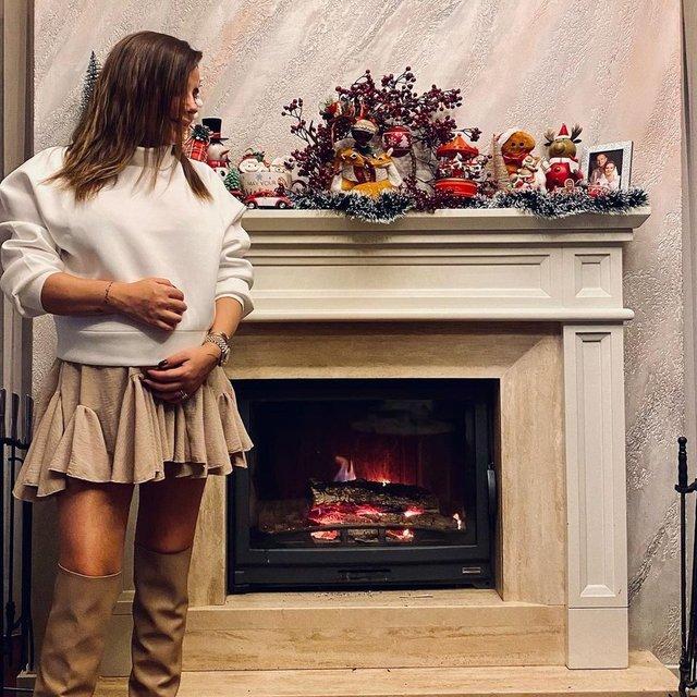Merve Özbey anne olmak için gün sayıyor - Magazin haberleri