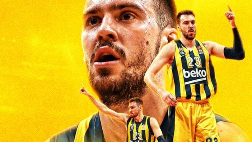Fenerbahçe Beko, Guduric'i kadrosuna kattı