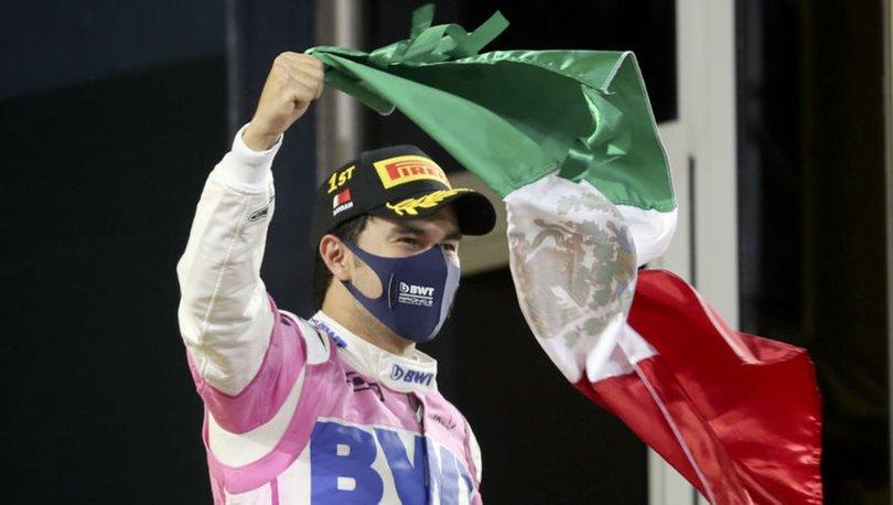 Meksikalı pilot Perez, 2021'de Red Bull F1 Takımı'nda yarışacak