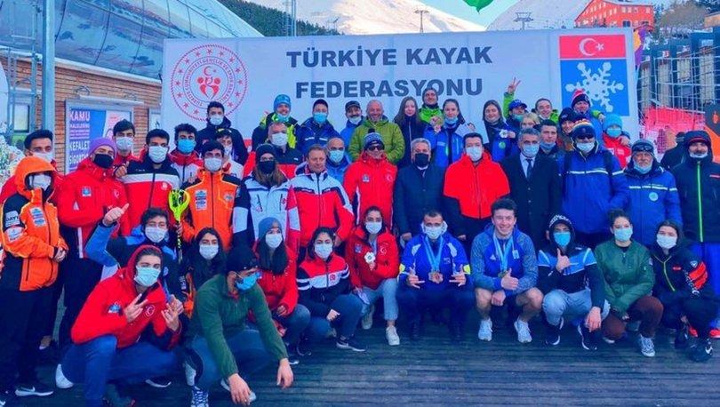 Alp Disiplini Anadolu Kupası yarışları tamamlandı
