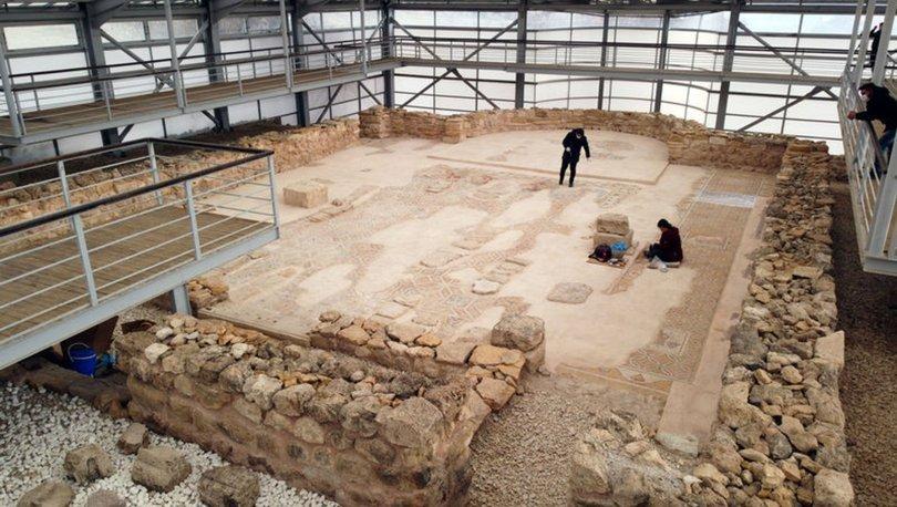 Karabük'te 1800 yıllık ölü hediyeleri ortaya çıktı