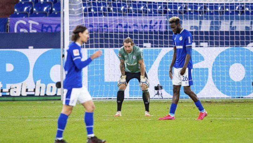 Schalke'de kabus sürüyor