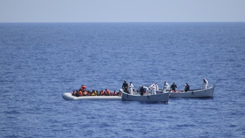 Fas'ta 127 sığınmacı yakalandı