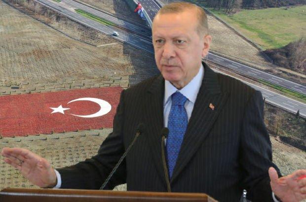 Cumhurbaşkanı Erdoğan'dan ABD yaptırımına tepki