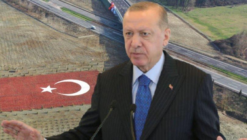 SON DAKİKA: Cumhurbaşkanı Erdoğan'dan ABD yaptırımına tepki