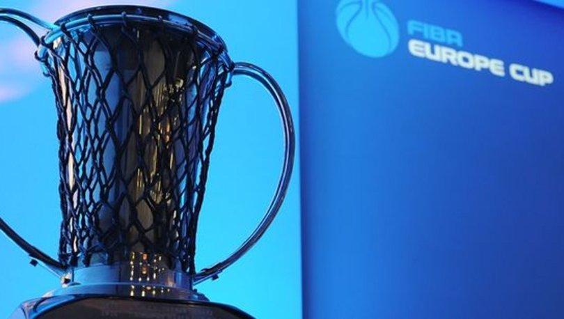 FIBA Erkekler Avrupa Kupası grup maçlarının ev sahipleri açıklandı