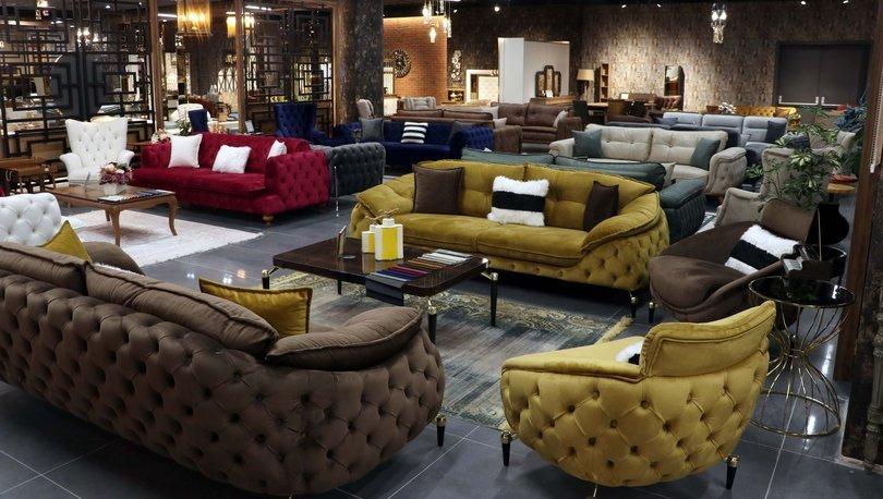 Kayseri'den 75'i aşkın ülkeye 567 milyon dolarlık mobilya ihracatı