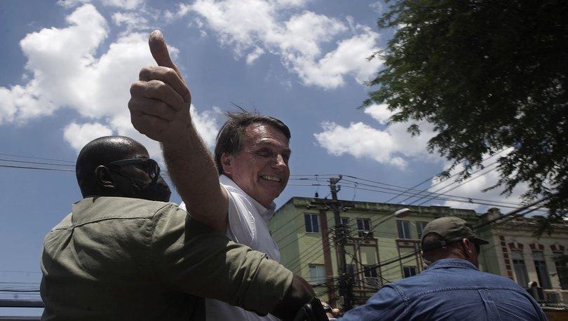 SON DAKİKA: Brezilya Devlet Başkanı Bolsonaro'dan koronavirüs aşısı karşıtı açıklamalar!