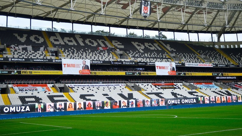 Beşiktaş'tan Türkiye'de bir ilk: Taraftarlar stadyuma elektronik olarak bağlanacak