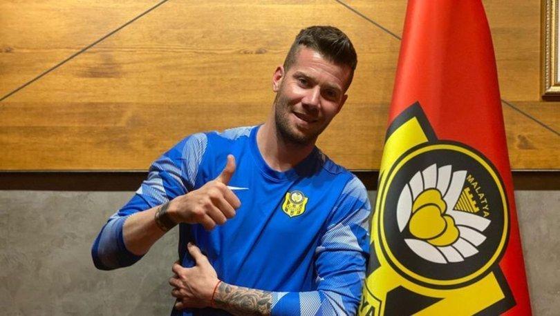 Yeni Malatyaspor, Arjantinli kaleci Herrera ile yollarını ayırdı