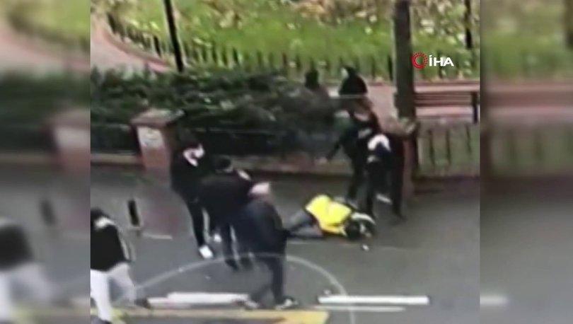 SON DAKİKA HABERİ: İstanbul'un orta yerinde sağlıkçılara SALDIRI!