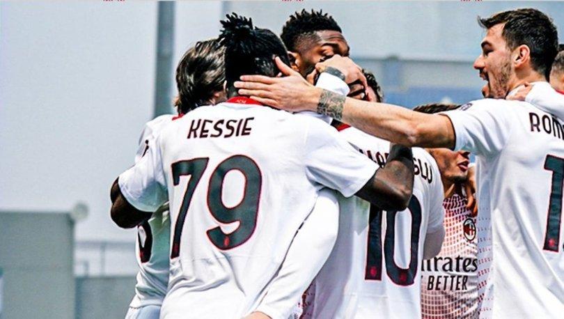Sassuolo: 1 - Milan: 2   MAÇ SONUCU