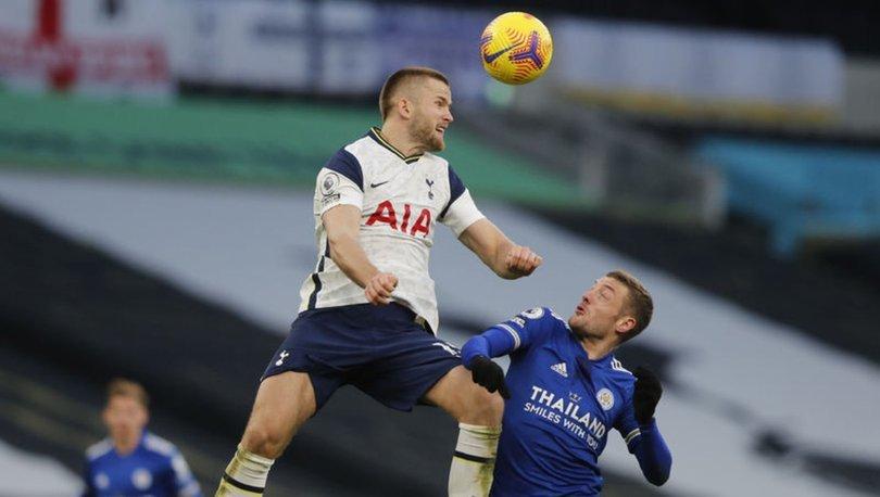 Tottenham'ı mağlup eden Leicester City, Premier Lig'de ikinciliğe yükseldi