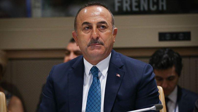 Dışişleri Bakanı Çavuşoğlu'ndan Yunan mevkidaşına: Yunan halkının itibarını zedelemeyi bırak