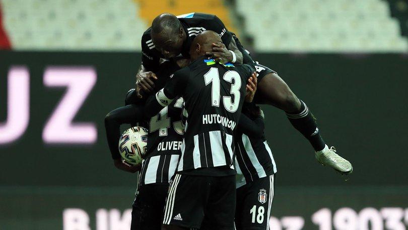 SON DAKİKA: Beşiktaş BB Erzurumspor MAÇ SONUCU VE ÖZETİ