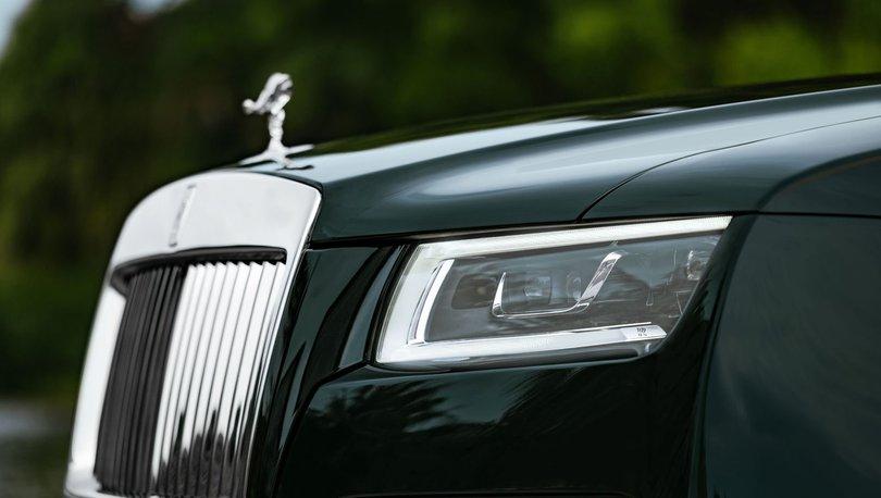 Rolls-Royce Ghost Türkiye'ye geliyor - otomobil haberleri