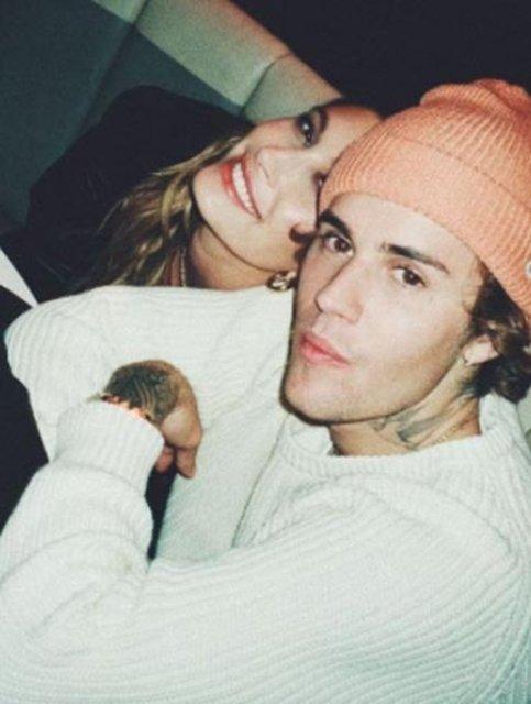 Justin Bieber ile Hailey Baldwin'den aşk pozu - Magazin haberleri